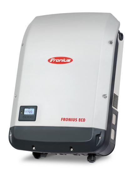 Fronius Eco 25.0-3-S WLAN/LAN/webový server