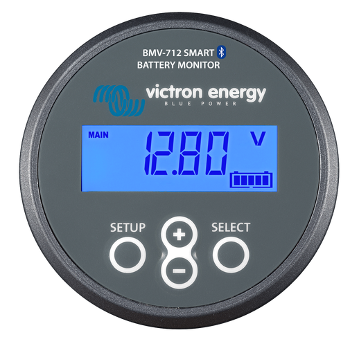 Victron Energy BMV-712 monitoring baterie