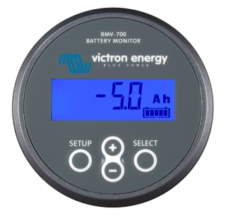 Victron Energy BMV-700 monitoring baterie