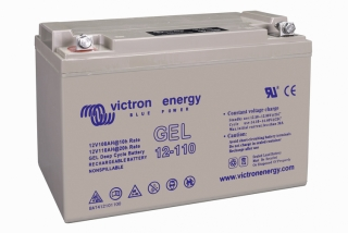 Victron Energy GEL baterie 12V/110Ah deep cycle