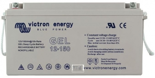 Victron Energy GEL baterie 12V/165 Ah deep cycle