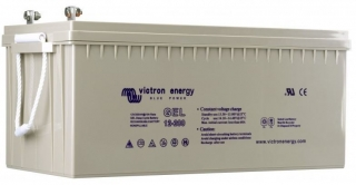 Victron Energy GEL baterie 12V/220Ah deep cycle