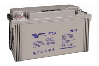 Victron Energy GEL baterie 12V/130Ah deep cycle
