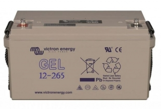Victron Energy GEL baterie 12V/265Ah deep cycle (M8)