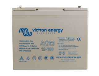 Victron Energy 12V/100Ah AGM  baterie Super Cycle (M6)