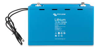 Victron energy LiFePO4 battery 12,8V/100Ah - Smart