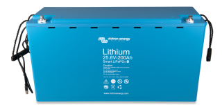 Victron energy LiFePO4 battery 25,6V/200Ah - Smart